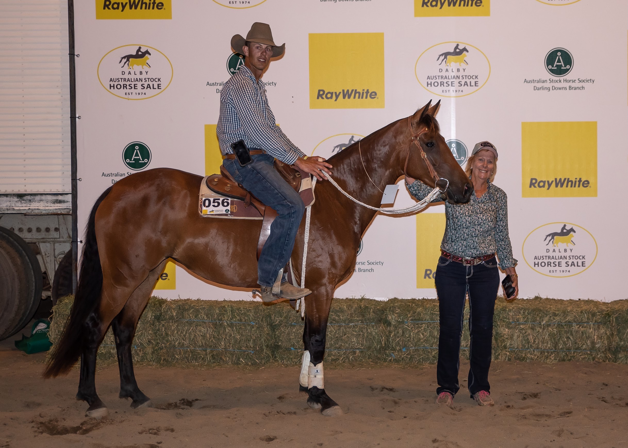 Top Price Mare - $50,000 - Cedar Grove Con D Lisa